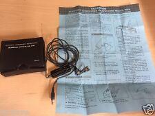 Vintage Olympus Electret Condenser Microphone Model ME9