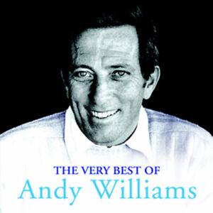 Andy-Williams-The-Very-Best-Of-CD-2009-NEW-FREE-Shipping-Save-s