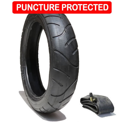 Mothercare Xcursion Neumático 255 X 50 y tubo interior con protección de pinchazos