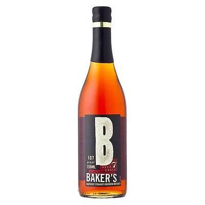 Baker's 7YO Bourbon Whiskey 750ml
