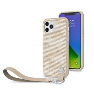 Moshi Altra Drop Protection/Non-Slip Cover/Case For Apple iPhone 12/12 Pro Beige