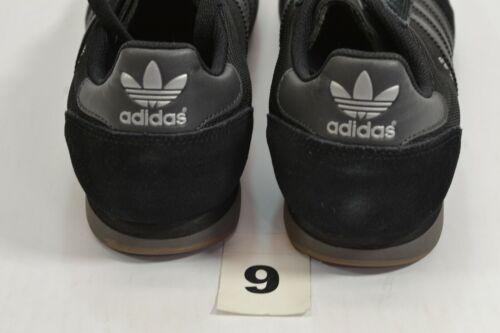 D 311 Men/'s Shoes Adidas SILAS SLR Black Dark Solid Grey Gum 5 Casual Skate