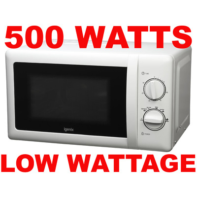 500 watt Low Power Caravan Microwave