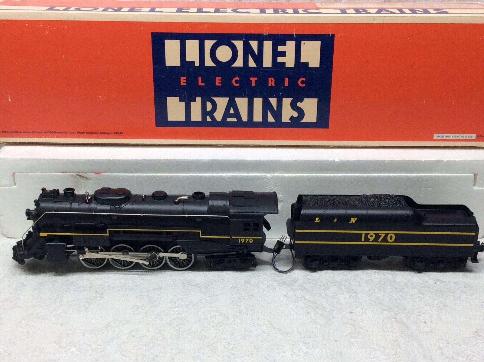 Lionel 6-8615 L&N Berkshire 2-8-4 Loco & Tender - NIB