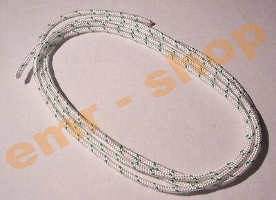 Stihl Starterseil 2 m x 3,0 mm für Motorsägen z.B