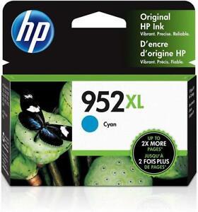 HP 952XL Cyan High Yield Original Ink Cartridge (L0S61AN) Condition: New Open Box   (RA)(9800871) Oakville / Halton Region Toronto (GTA) Preview