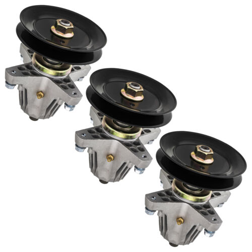 """3 Pack Spindle Assembly for Cub Cadet MTD 50/"""" Deck 618-06980 918-06980"""