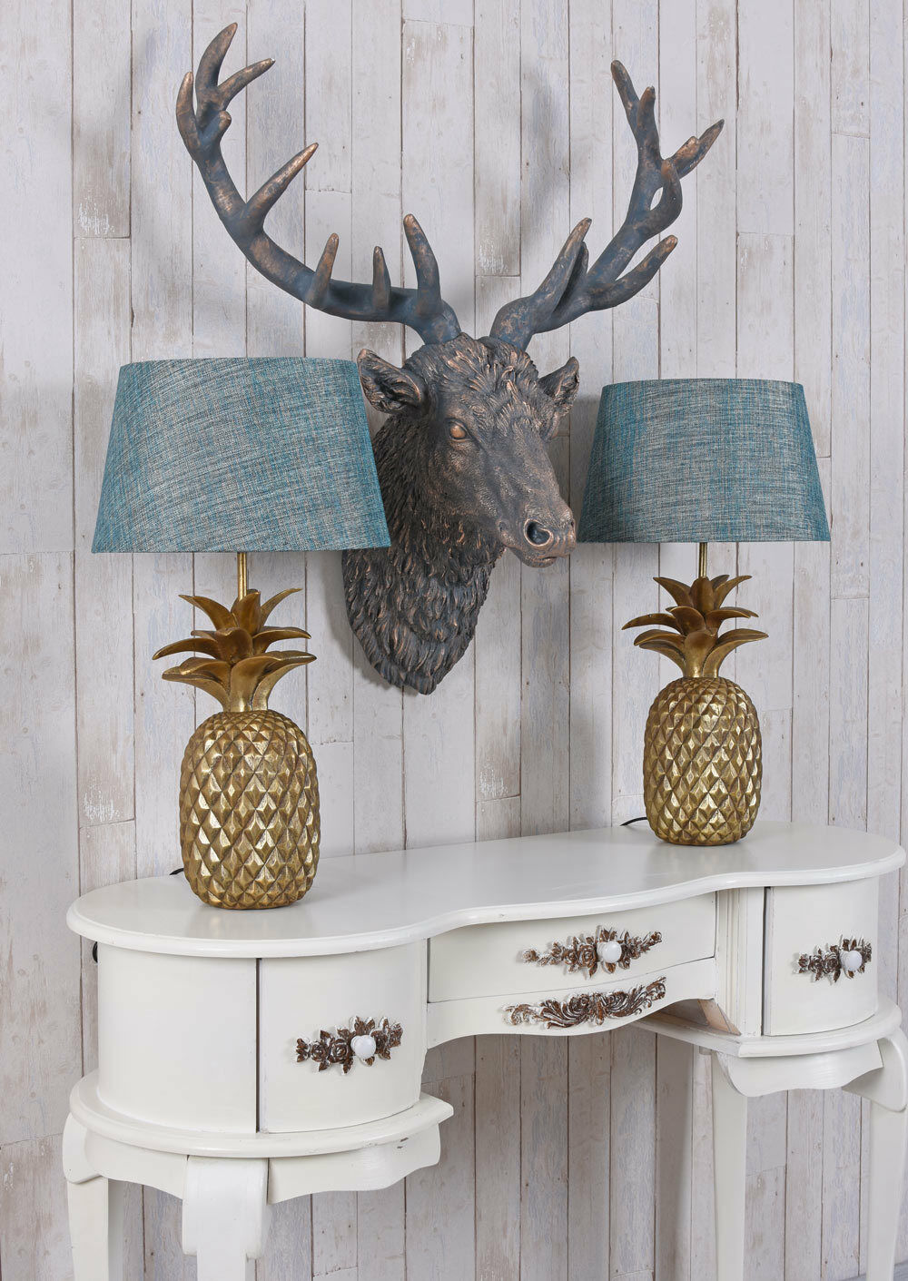 Tischlampe Gold Ananas Ananas Ananas Lampe Tischleuchte Pineapple Nachttischlampe Leselampe | Ich kann es nicht ablegen  9bff07