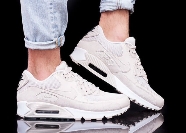 Nike Men's Air Max 90 Essential Running Shoes: Buy Online at