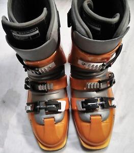 Garmont-Ski-Boots-Winter-G-Lite-G-fit-Thermo-MM310-Mondo-27-28-5-Orange-amp-Black