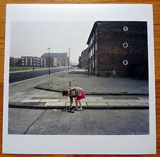 """SIGNED - MARTIN PARR LIVERPOOL EARLY COLOR WORK 6"""" x 6"""" MAGNUM ARCHIVAL PRINT"""
