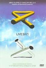 Mike Oldfield: Tubular Bells II  III Live (DVD, 2007)