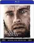 Cast Away Blu-ray 2001 US IMPORT 2000 Region a Very Good