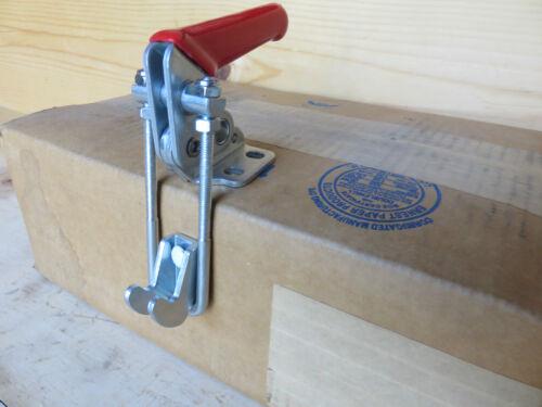 4-pcs for 35.00 #141-B-3 Kakuta Vertical Latch Clamp #FA 240 w// Mounting Plate