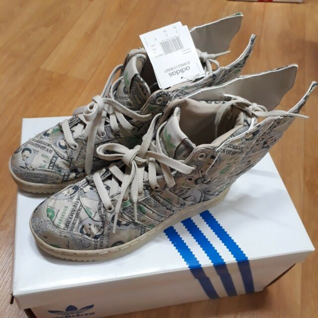 246772e2a adidas Jeremy Scott Wings 2.0 Money Dollar Wing G95773 Unisex Size ...