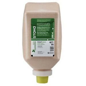 Solopol Heavy-Duty Hand Cleaner, 2000ml Softbottle 83187