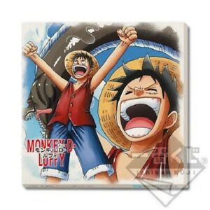 Details About One Piece Ichiban Kuji Story Age Canvas Board Banpresto 2018 Monkey D Luffy