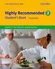 Highly Recommended 2: Intermediate. B1-B2 Student's Book von Trish Stott und Alison Pohl (2010, Taschenbuch)