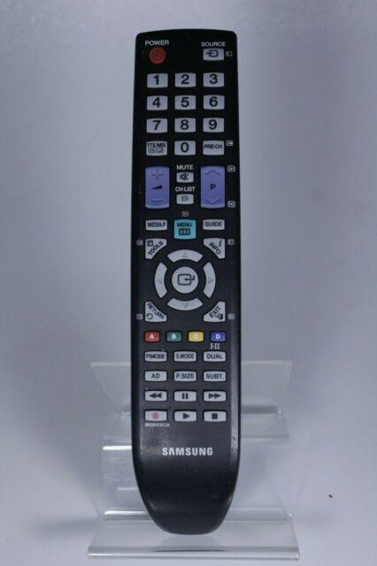 GENUINE SAMSUNG BN59-01012A LCD TV REMOTE CONTROL ORIGINAL