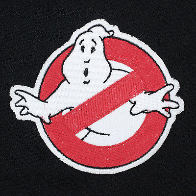 """Ghostbusters 2 3//4/"""" Wide Embroidered Set of 3 Patches YOU GET 3 PATCHES!!!!"""