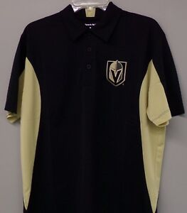 the best attitude eef7f b613d NHL Vegas Golden Knights Embroidered Mens Polo XS-6XL, LT ...