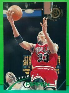 Scottie Pippen regular card 1994-95 Topps Stadium Club #33