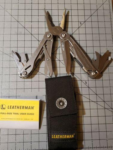 831814 14 Brand new sealed Leatherman Wingman multitool