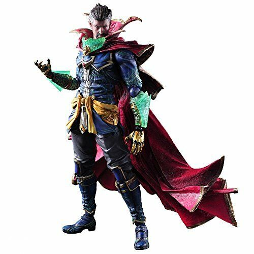 Square Enix Marvel Universo Variante Jugar Arts Kai Doctor Strange Figura