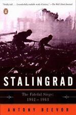 Stalingrad by Antony Beevor (1999, Paperback)