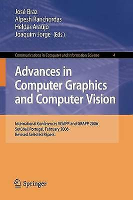 Advances in Computer Graphics and Computer Visio, , Excellent