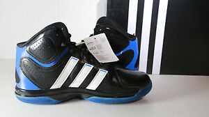 various colors 12d42 0424c Image is loading ADIDAS-AdiPOWER-HOWARD-AWAY-G20282-Black-White-Bright-