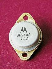 Motorola Transistor Type Sp2142 Used Ex Equipment Tested Old Stock