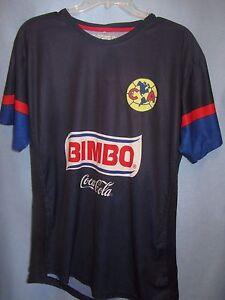 9e5937337 Club America Aguilas soccer jersey Liga MX sz L XL Club de Fútbol ...