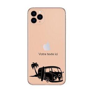 Coque Iphone 12 PRO MAX van hawai surf personnalisee