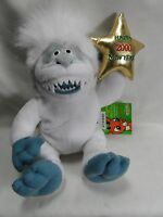 Abominable Snowman 8 Misfit Toys Rudolph The Red Nosed Reindeer 2000 W/tags