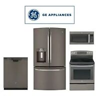 GE Slate Appliances - *In Stock!* Bedford Halifax Preview