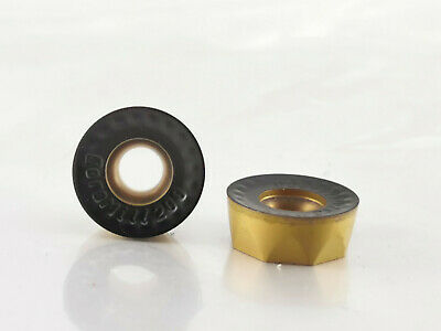 RCKT1204M0-PM 4240 R6 round Milling cutting inserts carbide inserts RCKT1204