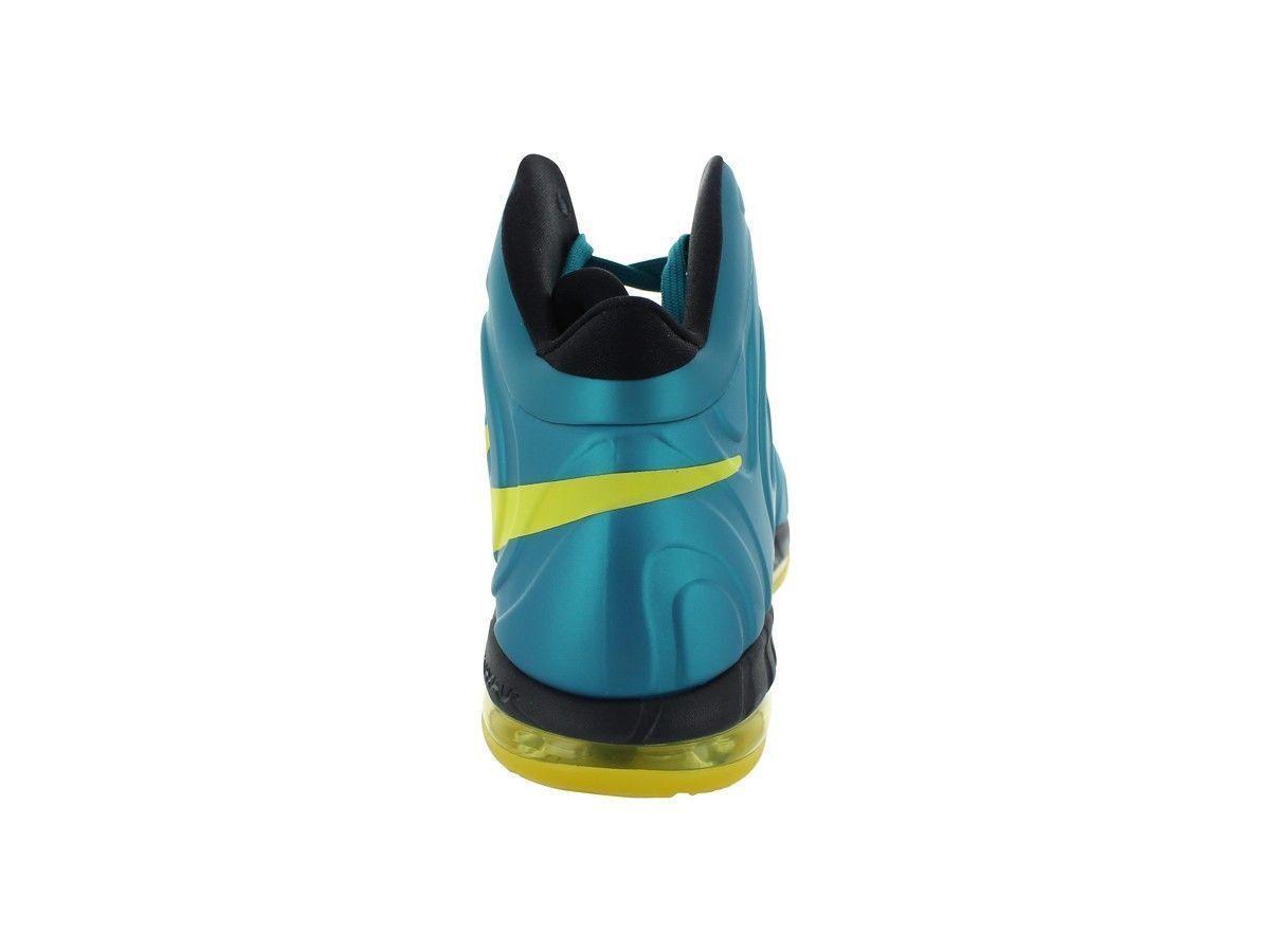 de nouvelles chaussures nike air air air max hyperposite chez teal / jaune au basket à 225   a65912