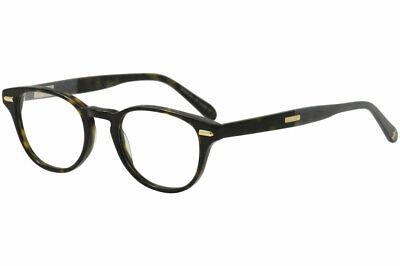 Bocci Mens Eyeglasses 348 Full Rim Optical Frame 46mm