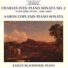 Easley Blackwood - Ives and Copland Piano Sonatas CD Cedille