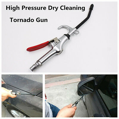 High Pressure Portable Dry Cleaning Gun For Car Off-Road Small Gap Dust Washer