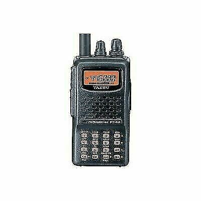 Yaesu Ft 60r 5w Dual Band Handheld Amateur Radio Transceiver For Sale Online Ebay