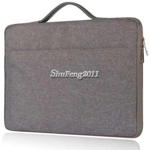 """Carrying Laptop Sleeve Pouch Case Bag For Various 10.1/""""  LG G Pad Tablet"""
