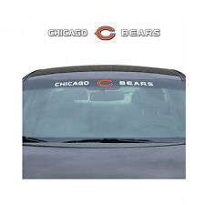 Team ProMark NFL Chicago Bears Car Truck Suv Windshield Decal Sticker