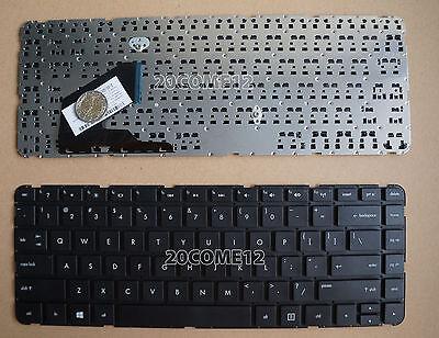 Original New for HP Pavilion TouchSmart 14-b109wm 14-b124us 14-b137ca Sleekbook US Keyboard with Frame