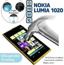 100% Echte Hartglas 9H Schutzfolie Bildschirm N1020 for Nokia Lumia 1020
