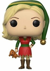 Funko 21379 Movies Jovie Elf Outfit Pop Vinyl Figure