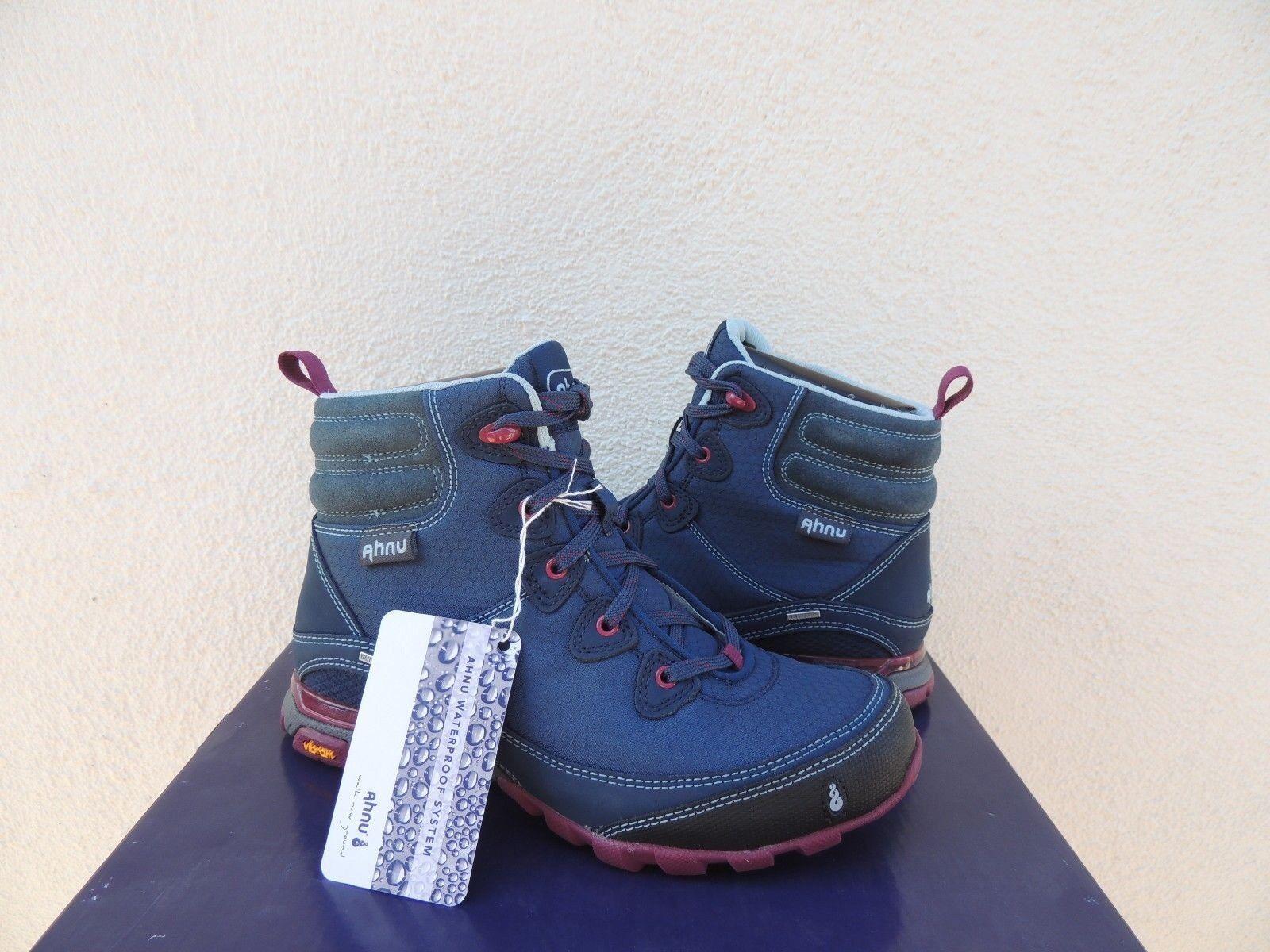 Ahnu Sugarpine Azul excursionismo hechizo botas para excursionismo Azul a prueba de agua, la mujer EE. UU. 5.5/36.5 euros  Nuevo En Caja fb2074