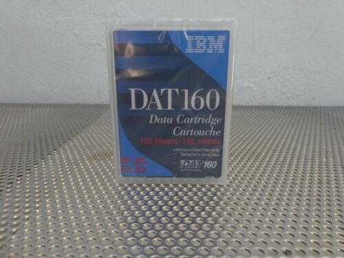 NEW SEALED IBM DAT160 DDS-6 160GB 23R5635 DATA CARTRIDGE DAT 160