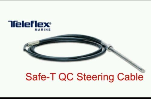 SeaStar SSC-62 QC II Rotary Boat Steering Cable 28 feet SSC-6228 Teleflex